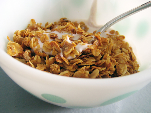 how to fix soggy granola